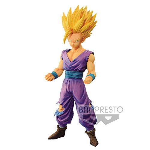 Banpresto Dragonball Z Grandista Resolution of Soldiers Son Gohan Toy, Multicolor (Dragon Ball Z Legend Of Goku 2)