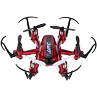 Tsanglight Mini RC Drone 2.4G 6 Axis Gyro 4CH Pocket Quadcopter UAV Good Choice for Beginner - Red