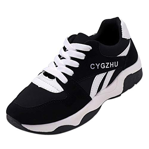OPAKY Fashion Women's Casual Running Shoes Travel Shoes Student Breathable...