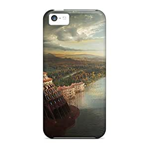 For Iphone 5c Protector Case City Phone Cover