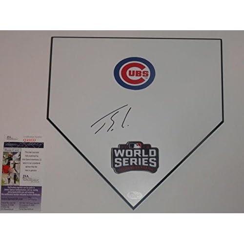 Sensational Jorge Soler Signed Home Plate Chicago Cubs 2016 World Series Download Free Architecture Designs Rallybritishbridgeorg