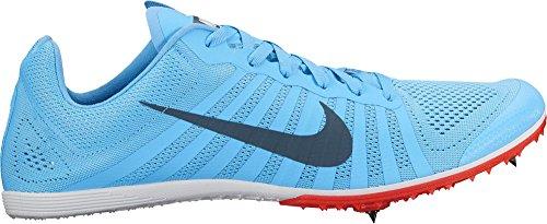 Nike Herren Zoom Matumbo 3 Leichtathletikschuhe US Blau Rot