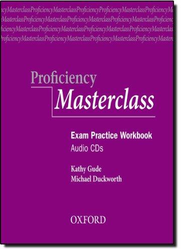 Proficiency Masterclass, New Edition: Class Audio CDs (2)