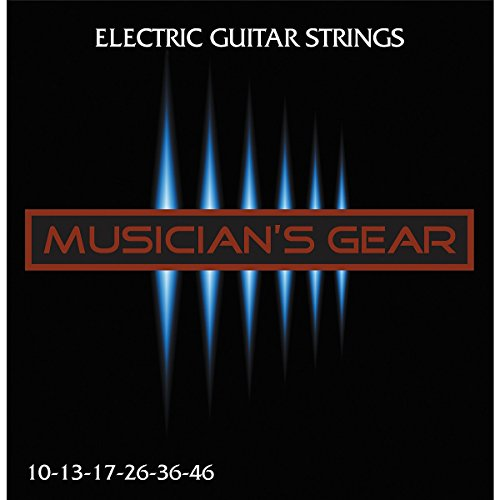 Musicians Gear Electric Nickel Strings product image