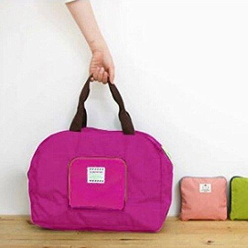 YOKIRIN® Reisetasche / Damen Shopper Reisetasche Shoulder Bag-Rosenrote