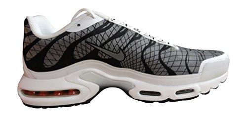 Air scarpe Nike uomo corsa Max 845006 White Jacquard Scarpe Black da Plus White da Scarpe 100 ginnastica dnrwxrIfq