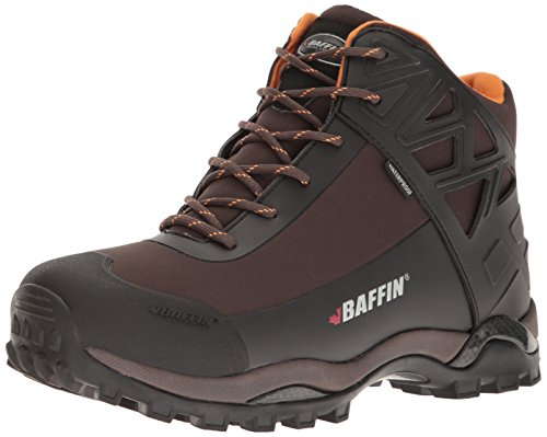 Baffin Men's Blizzard Snow Boot, Black, 9 M US