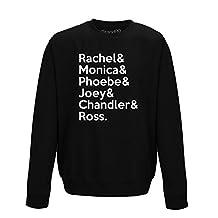 Brand88 - Friends Cast, Adults Sweatshirt