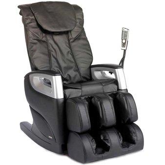 Cozzia 16018 Shiatsu Massage Chair - Black (Cozzia Massage)