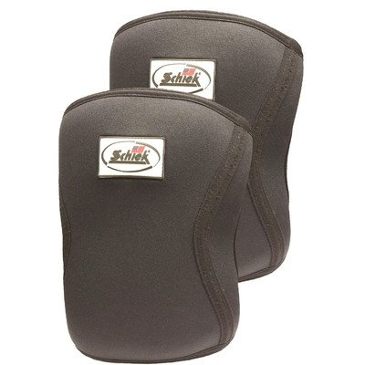 Rx Knee Sleeve (Set of 2) Size: Large by Schiek Sports, Inc.