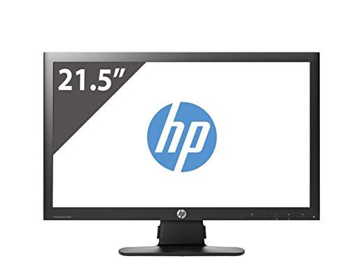HP ProDisplay P221 - LED monitor - 21.5