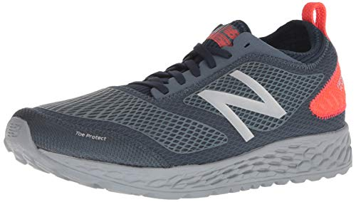 New Balance Men's Gobi V3 Fresh Foam Trail Running Shoe, Phantom/Magnet/Gum, 10.5 D US