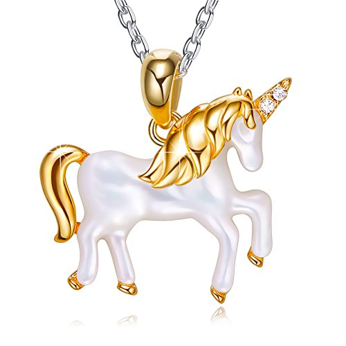 EleShow Necklace for Women Animal Necklace Pendant Girls Gift Jewelry Crystals from Swarovski (Rose Gold) ()