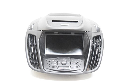 Module Bezel - 13 14 15 FORD ESCAPE DASH BEZEL VENTS RADIO CONTROL WITH DISPLAY MODULE DRIVE