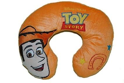 Toy Story - Woody Naranja - Cojín cervical - Almohada de ...