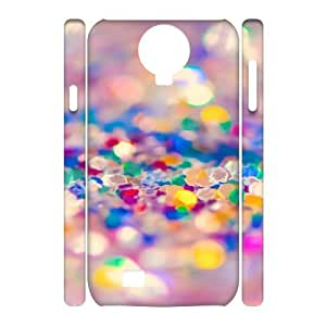 3D Samsung Galaxy S4 Cases Colorful Sands, Sand & Desert Cases Tyquin, {White}