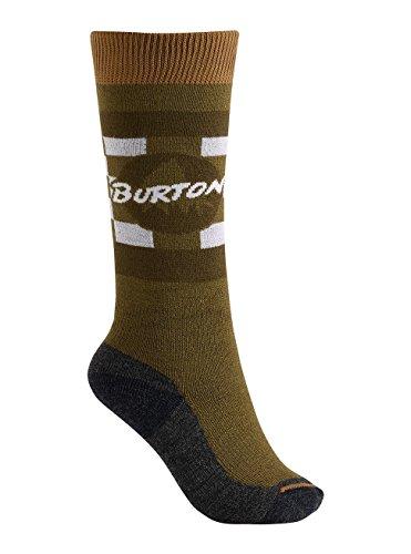 Burton Youth Emblem Socks, Olive Branch, Small/Medium ()