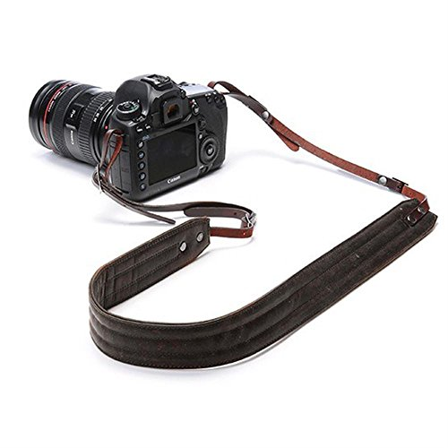 ONA – The Presidio – Camera Strap – Dark Truffle Leather (ONA023LDB)