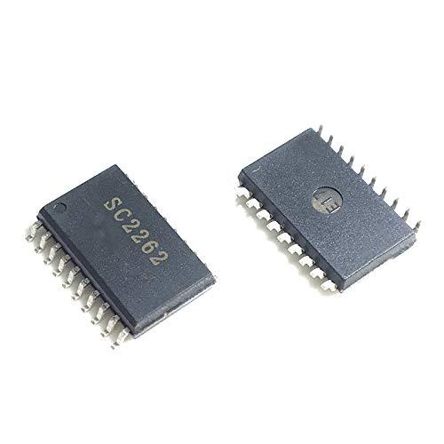5pcs/lot SC2262 SOP-20 Low General codec New Original ()