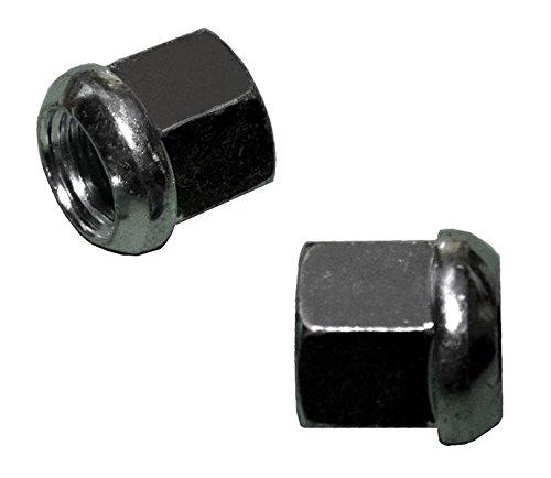 12 Stü ck - Kugelbundmutter - Radmutter - M18 x 1, 5 - DIN 74361-8 A - verzinkt FKAnhängerteile