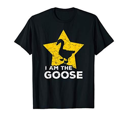 Goose T-Shirt Funny Duck Duck Goose Halloween Costume Tee