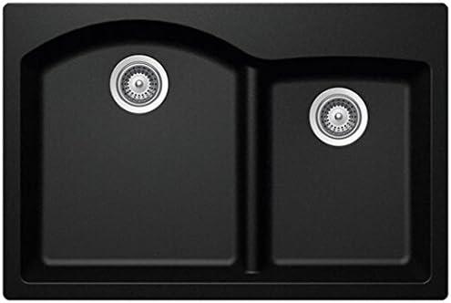 Schock EDON175T080 Cristadur Granite Sink, Acai