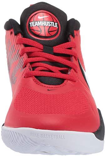 Nike Kids' Team Hustle D 9 (Gs) Sneaker