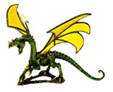 Dragon Hand Cast Sculpture Add Your Own Wings - Stained Glass Supplies - contains lead