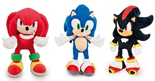 Amazon.com: SONIC THE HEDGEHOG - Plush Toy