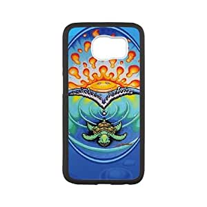 Tiny Turtle Samsung Galaxy S6 Cell Phone Case White Exquisite gift (SA_669408)