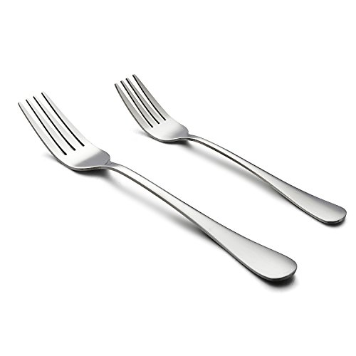 LIANYU 20-Piece Stainless Steel Flatware Silverware Set, Service for 4, Mirror Polished, Include Knife/Fork/Spoon, Dishwasher Safe by LIANYU (Image #2)