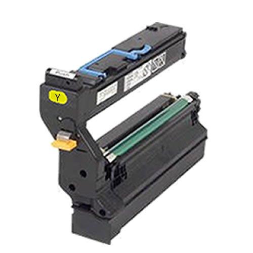 002 Yellow Laser Toner Cartridge - 5