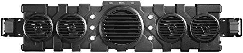 "BOSS Audio Reflex BRRF40-1000 Watt, 40"" Bluetooth, Speaker System, Four 5.25 Inch Speakers, One 8 Inch Subwoofer, Weatherproof, Bluetooth Controller"
