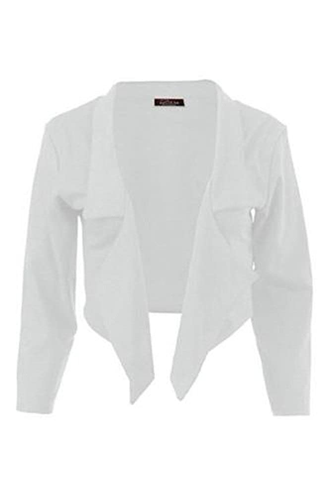 Comfiestyle Women's Cropped Blazer