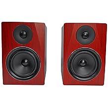 Rockville APM6C 6.5-Inch 2-Way 350W Active/Powered USB Studio Monitor Speakers Pair