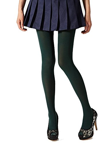 Siftantin Womens Colored Footed Tights product image