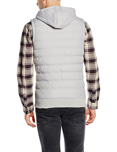 VestManche Bubble Hooded wht Urban Homme Multicoloregry Small Classics HIY9WED2
