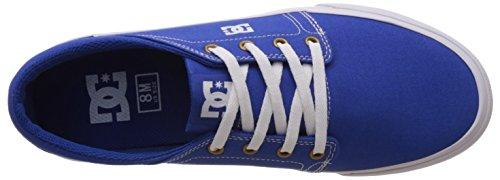 DC Unisex-Erwachsene Trase TX M Shoe Low-Top Blau (BWT)