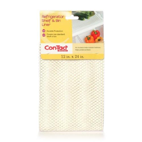 Con-Tact Brand Non-Adhesive Refrigerator Shelf and Bin Liner