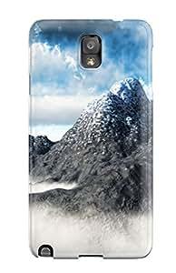 Excellent Design Nature Phone Case For Galaxy Note 3 Premium Tpu Case