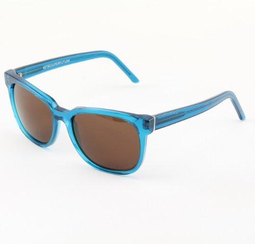 RETROSUPERFUTURE People Blue w/ Black Zeiss Lenses 561/3A SUPER - Retrosuperfuture People Sunglasses