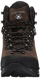 Lowa Men\'s Camino GTX FreeFlex Hiking Boot,Dark Grey/Black,8.5 M US