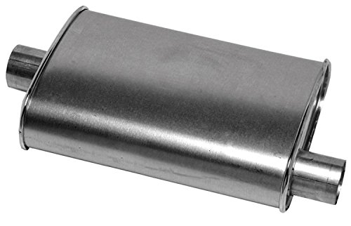 - Dynomax 17615 Installer Turbo Muffler