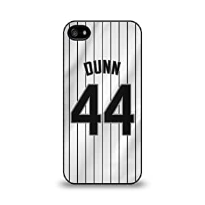Adam Dunn - Chicago White Sox Samsung Galaxy S4 Soft Rubber Case