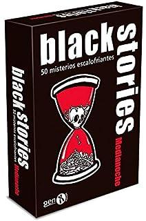 Black Stories- Edición Sexo y Crimen (SD Comics GENBS24): Amazon.es: Juguetes y juegos