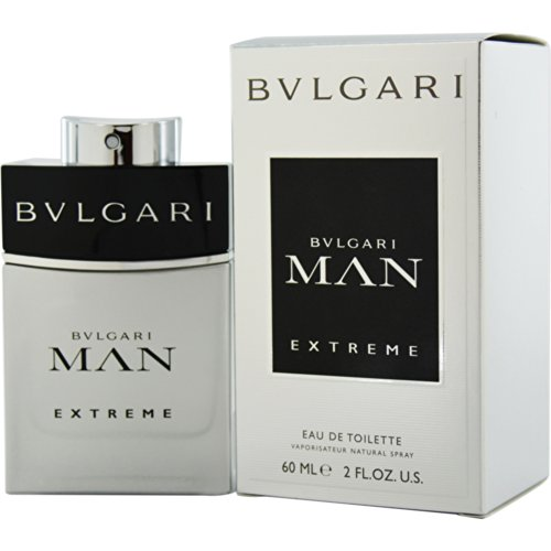 Bvlgari Man Extreme Edt Spray 2 Oz