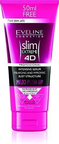 Eveline Slim Extreme 4D Bust Enhancing Serum Mezo Push-Up, 7.04 Fluid Ounce