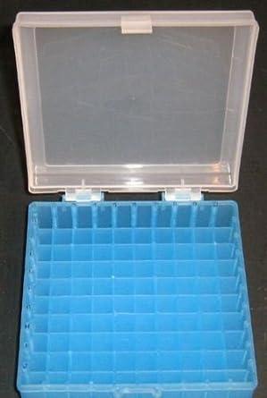 Congelador Caja de almacenamiento de plástico 10 x 10 100 ...