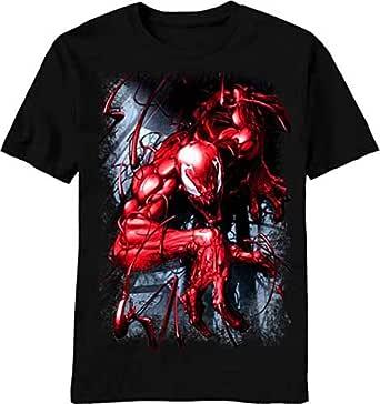 ماد انجين E1127MS قميص للاولاد - XL،اسود