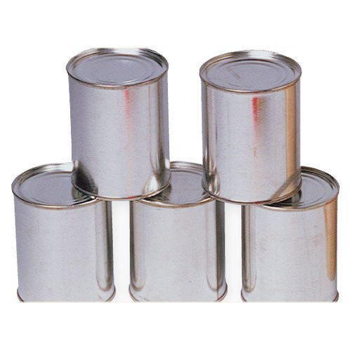 U.S. Toy GS93 Metal Cans  (Pack of - Cans Empty